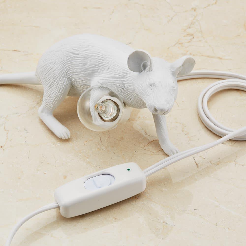SELETTI/セレッティ マウスランプ