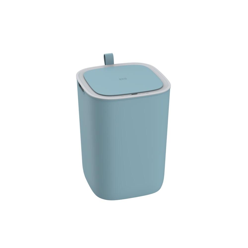 EKO/イーケーオー モランディ センサーゴミ箱 12L (ウ)ブルー