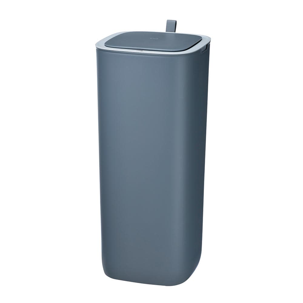 EKO モランディ センサーゴミ箱 30L 幅27cm 奥行27cm 高さ59cm/重量2.6kg (イ)グレー