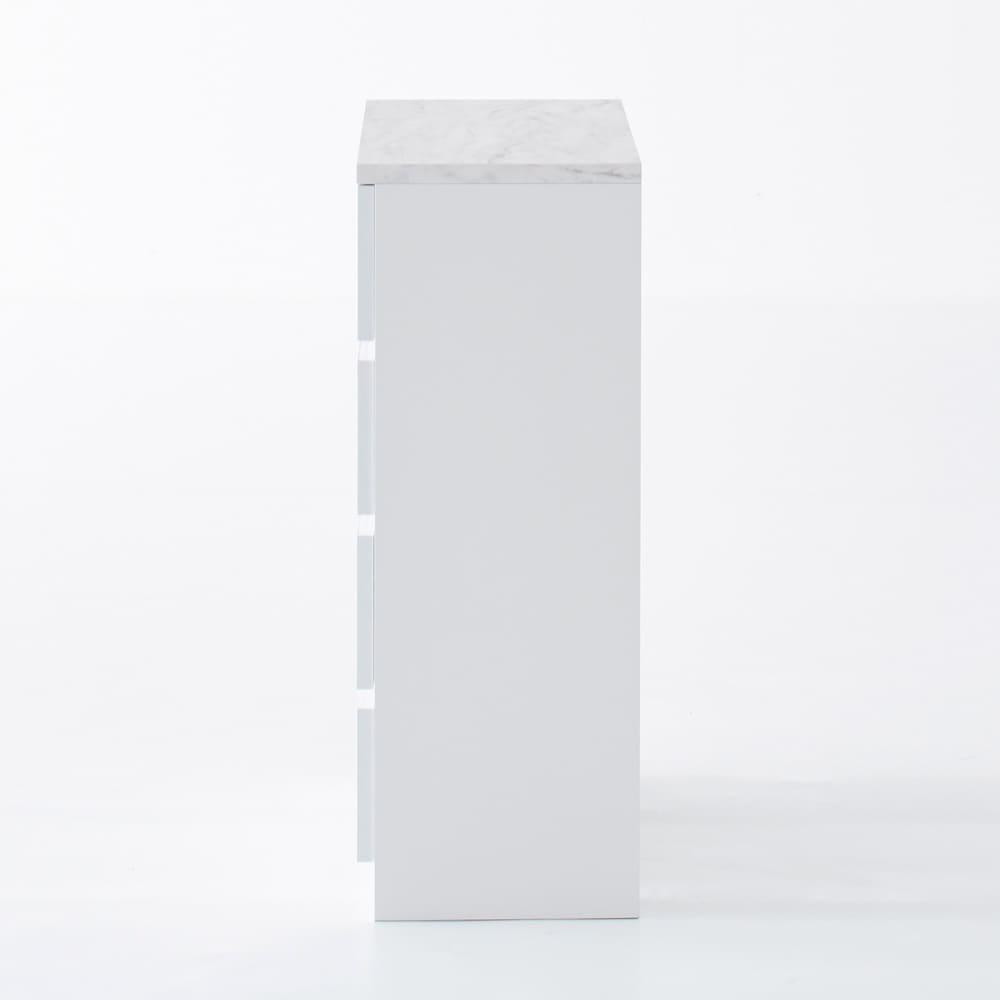 Marblenome/マーブルノーム サニタリーチェスト 幅45奥行45cm 側面まで美しい化粧仕上げです