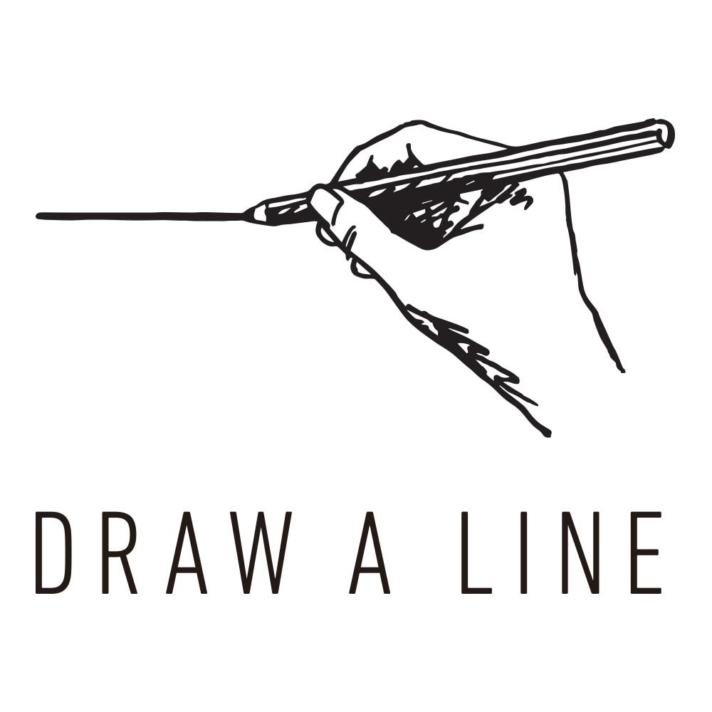 DRAW A LINE/ドローアライン 可動式コートハンガー 2個組