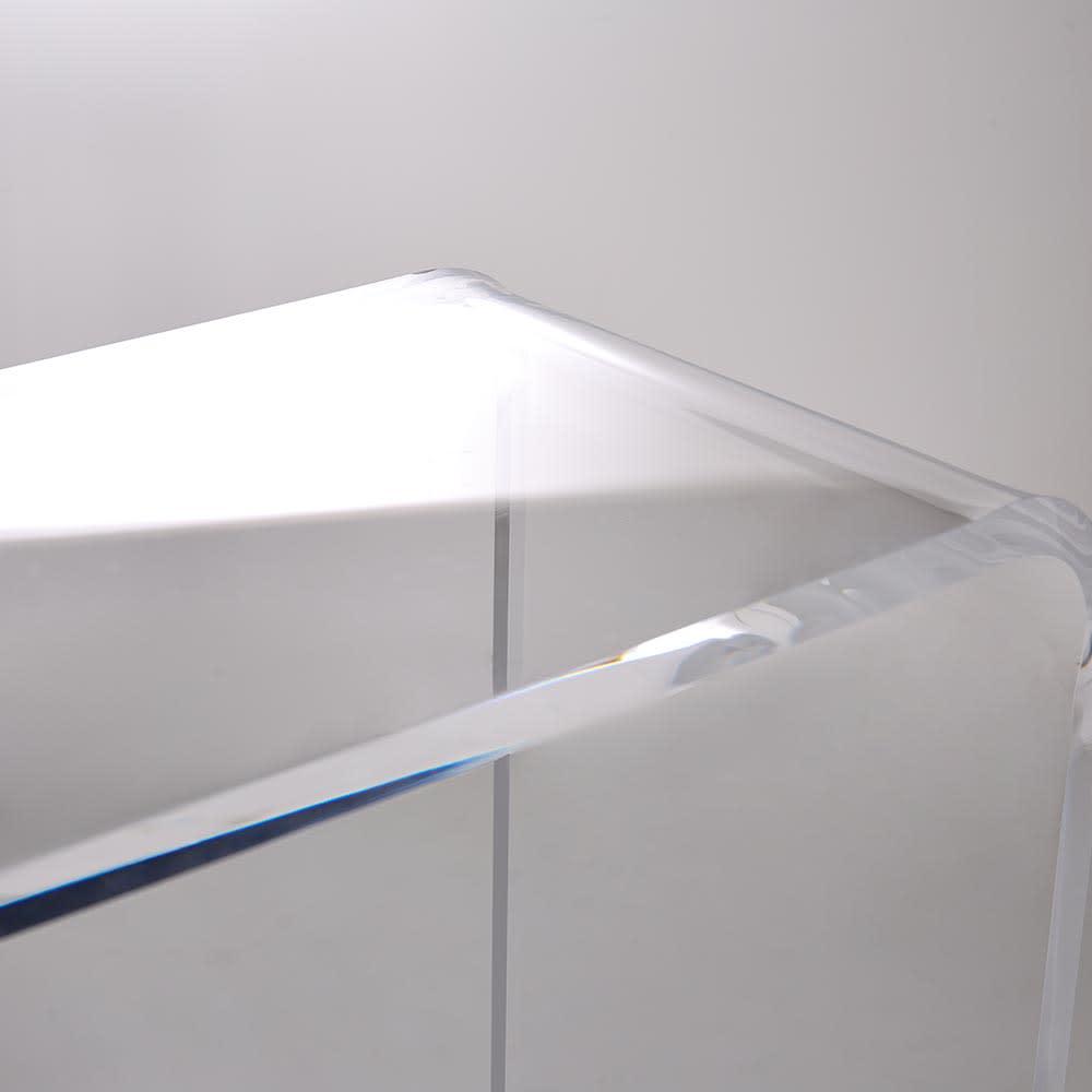 Gel/ジェル アクリルコンソールテーブル