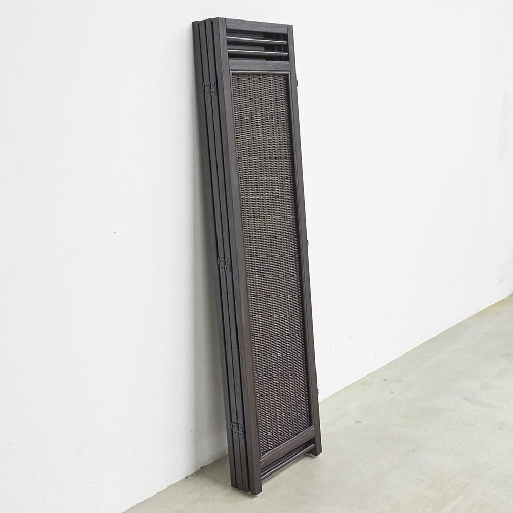 Spesso/スペッソ 折り畳みパーテーション 4連 高さ160cm