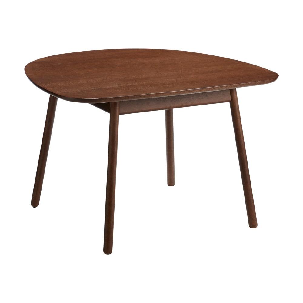 家具 収納 テーブル 机 ダイニングテーブル cobrina/コブリナ オーク天然木 ダイニングテーブル 幅89 奥行80cm H85806