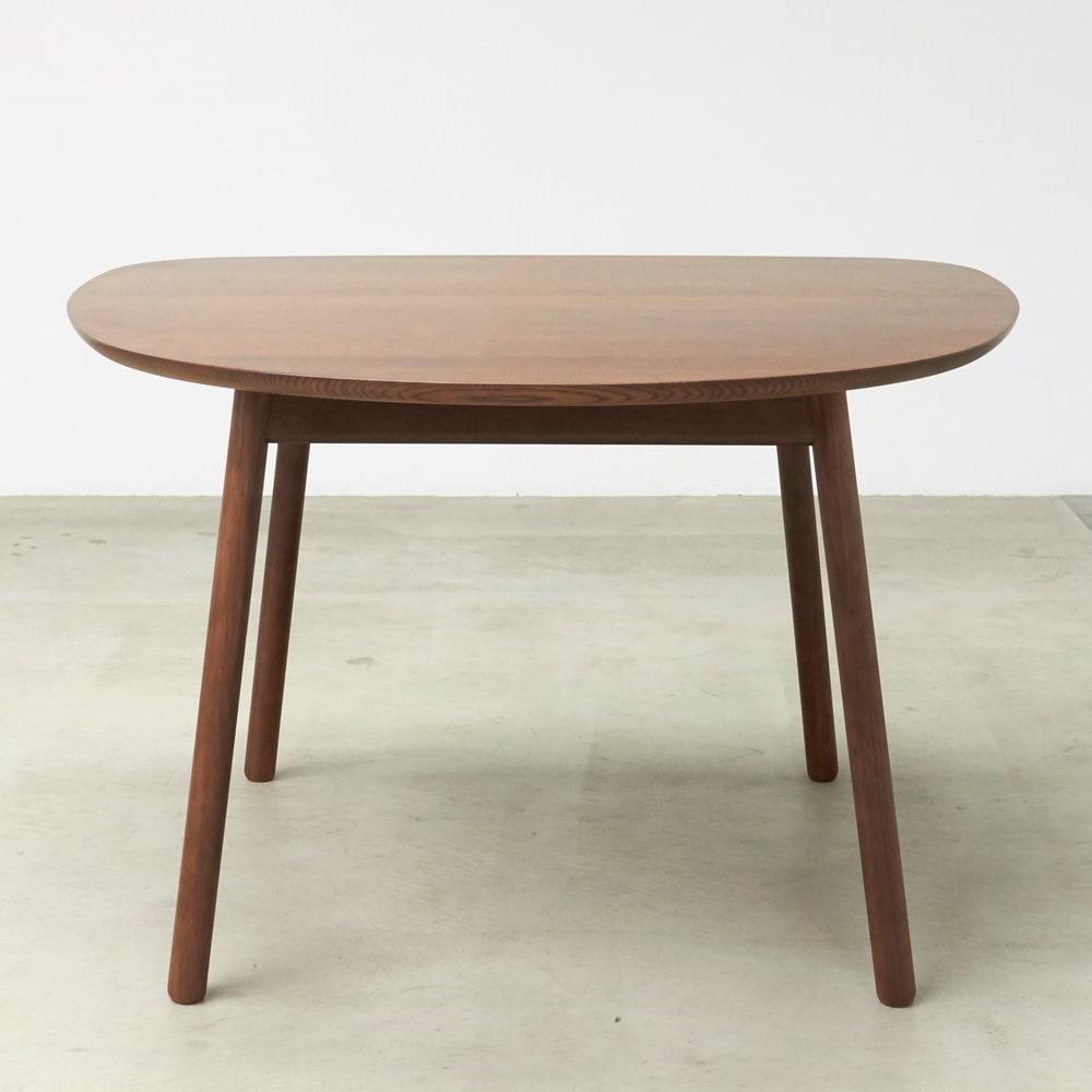 家具 収納 テーブル 机 ダイニングテーブル cobrina/コブリナ オーク天然木 ダイニングテーブル 幅111cm 奥行100cm H85807