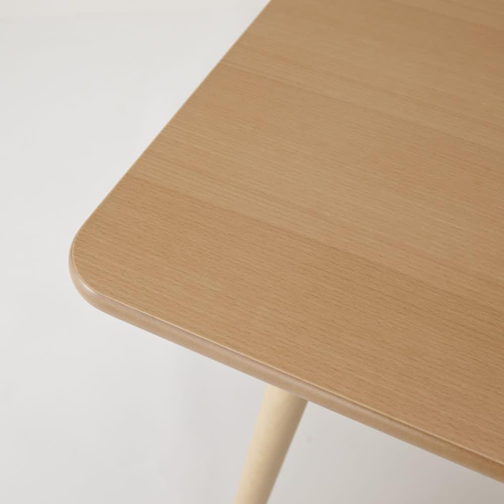 ウィンザーダイニングテーブル 長方形ダイニングテーブル 幅約120cm×80cm[チェコ・TON社]