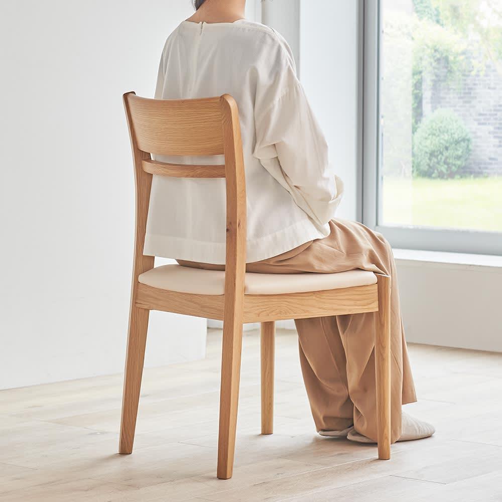 Luomur/ルオムール 無垢ダイニングシリーズ テーブル165セット ベンチセット