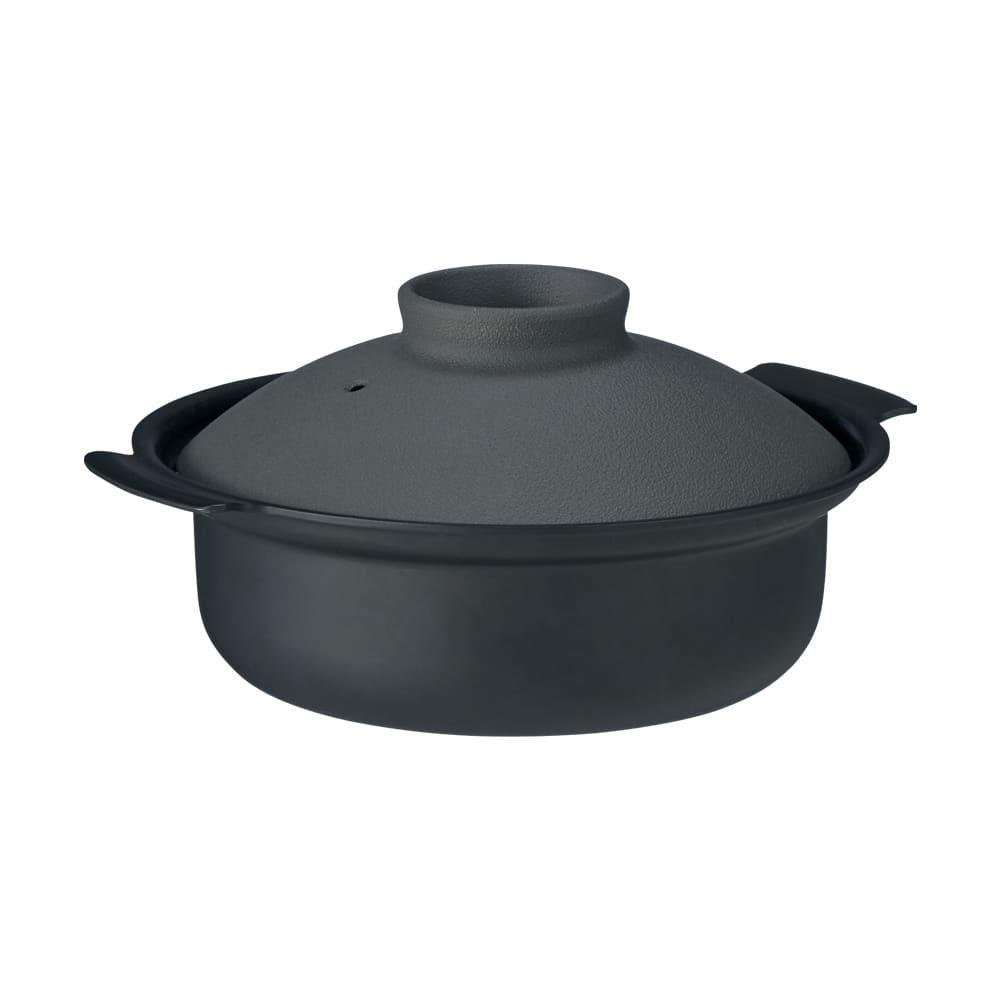 ステンレス製3層鋼DONABE 土鍋18cm H86405
