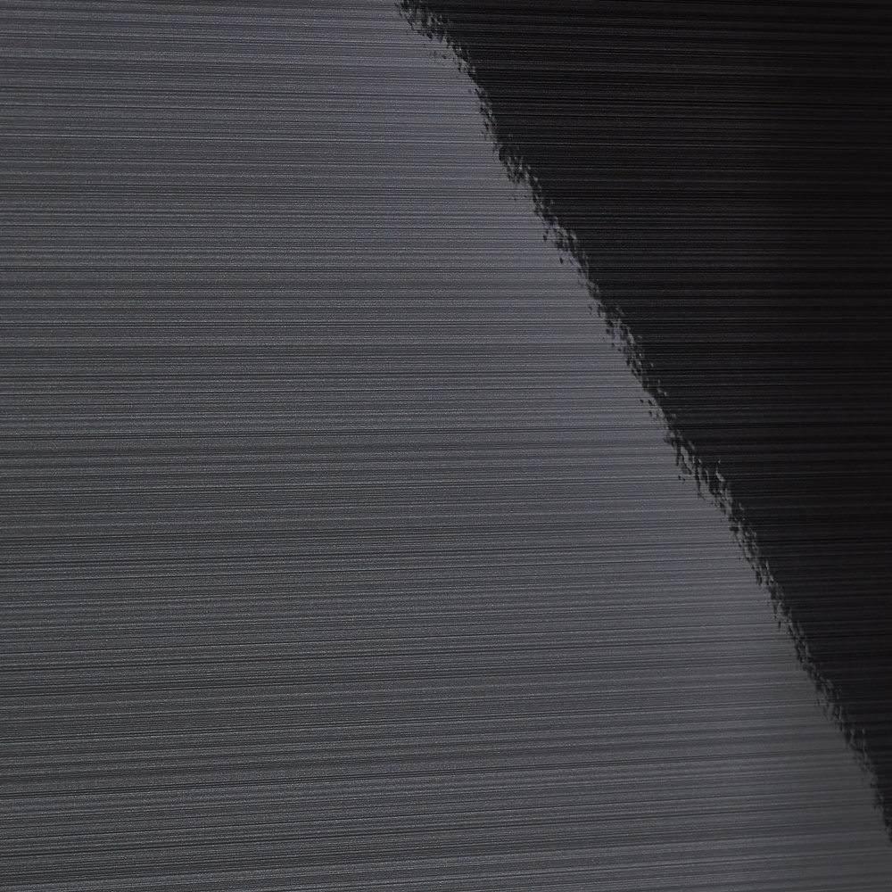 Fareed/ファリド 冷蔵庫上ストッカー 幅65cm [素材アップ]ブラックヘアライン