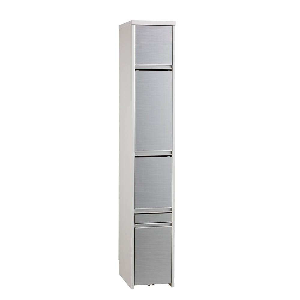 家具 収納 キッチン収納 食器棚 キッチン隙間収納 Ymir/ユミル 隠せる家電収納 幅30奥行45cm高さ178cm H87308