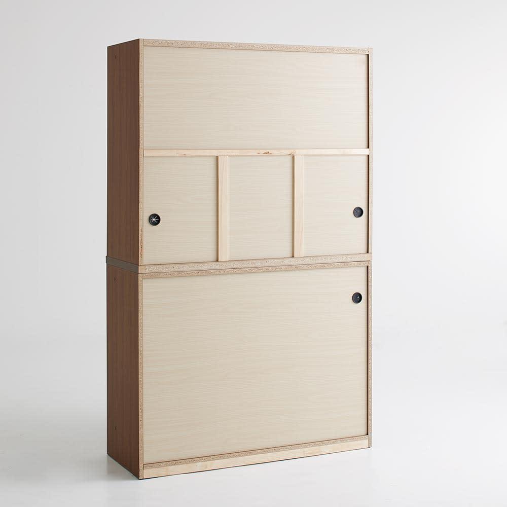 Rhone/ローヌ キッチンシリーズ オープンボード 幅120.5cm 背面