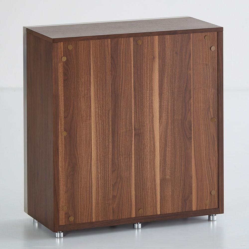 Glan Plus/グラン プラス デスクシリーズ キャビネット 幅80cm 背面もきれいな化粧仕上げ
