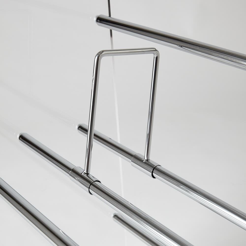 Lumiere/ルミエル  クリアブックシェルフ 幅62cm