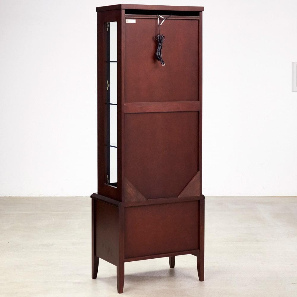 Emilia/エミリア キュリオケース・コレクションケース 幅60cm高さ170cm