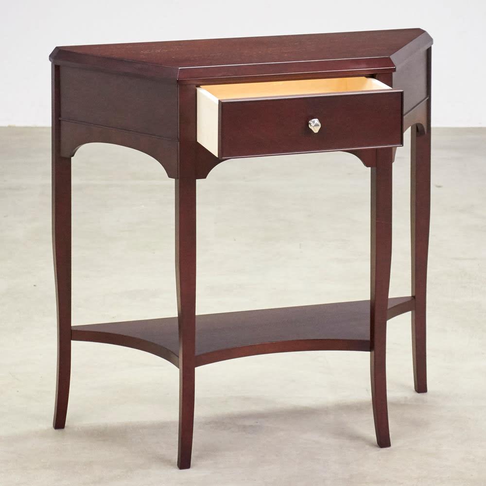 Emilia/エミリア 引き出し付きコンソールテーブル 幅90cm高さ85cm