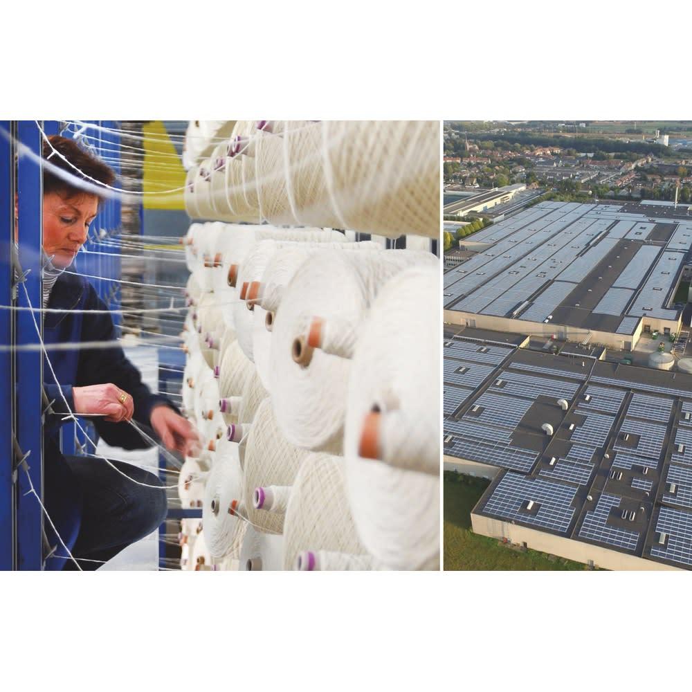 ベルギー製マット&ラグ〈イデアリー〉 マット ベルギーでも歴史と伝統あるカーペット製造メーカー「LANO社」