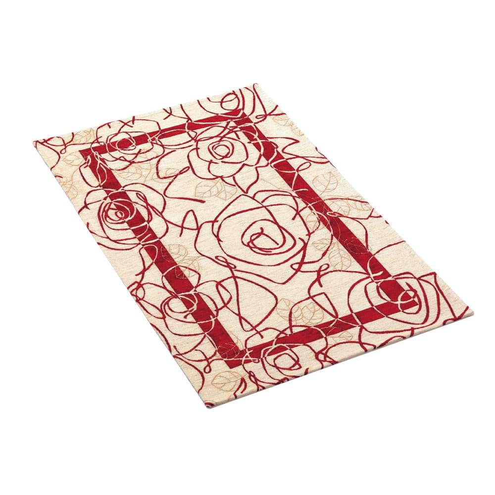 イタリア製 Camelia ゴブラン織マット 約65×270cm H90332