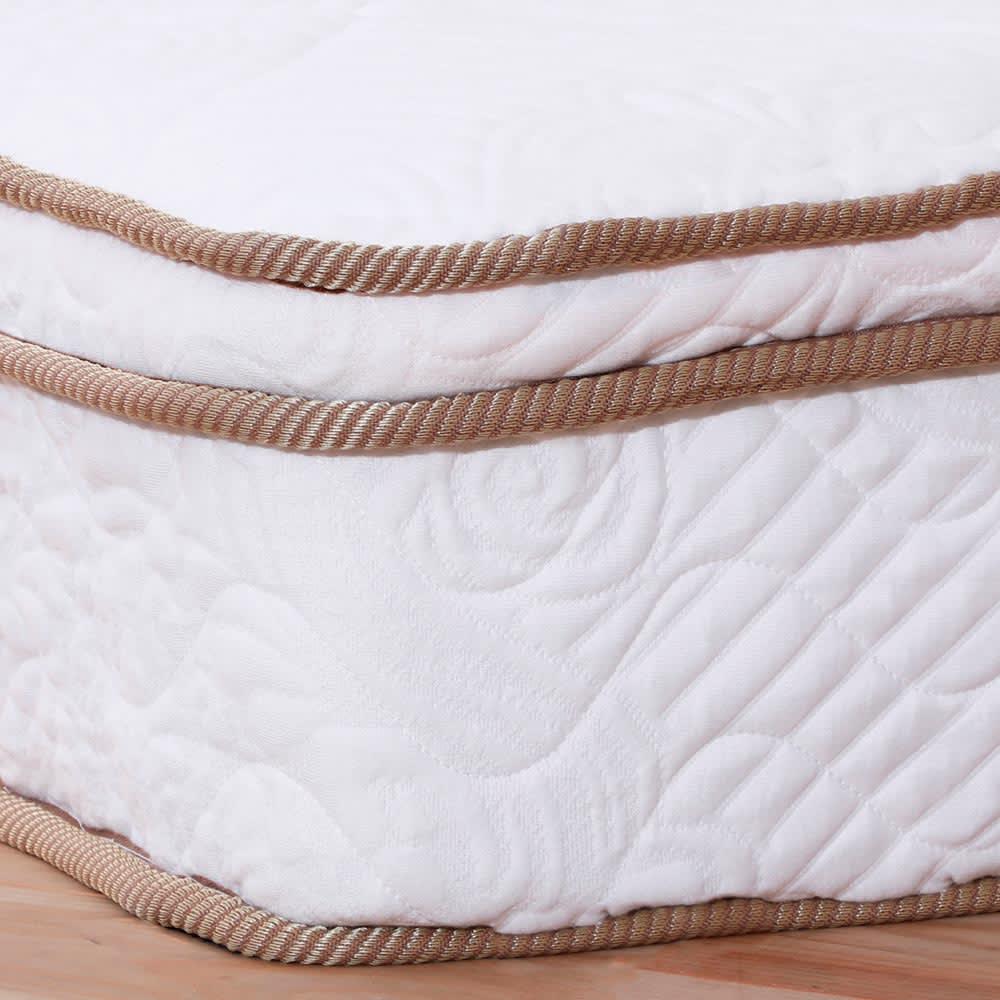 AlusStyle/アルススタイル ベッドシリーズ 国産ユーロトップポケットコイルマットレス付き