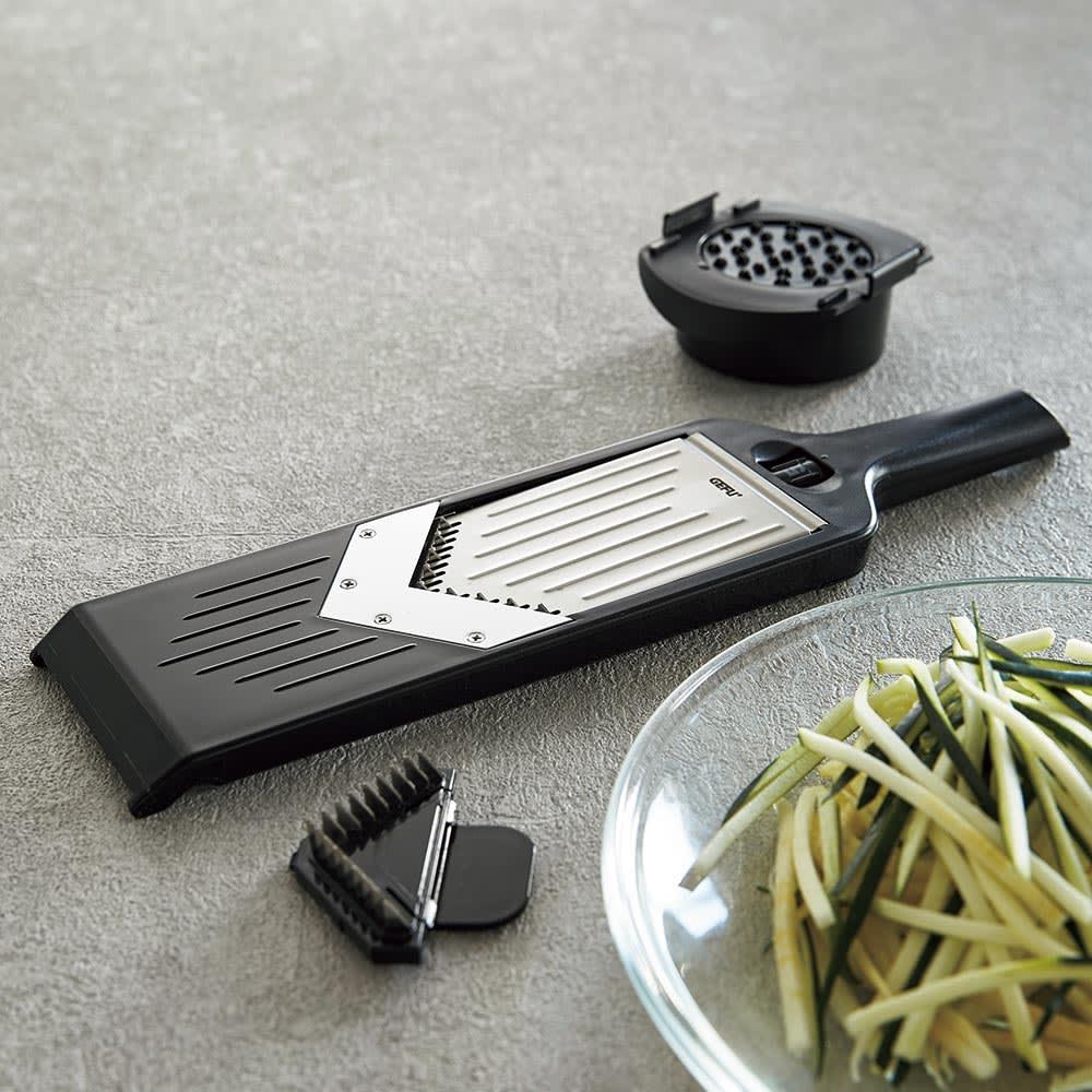 キッチン 家電 鍋 調理器具 包丁 ナイフ スライサー類 GEFU/ゲフ Vスライサー H86421