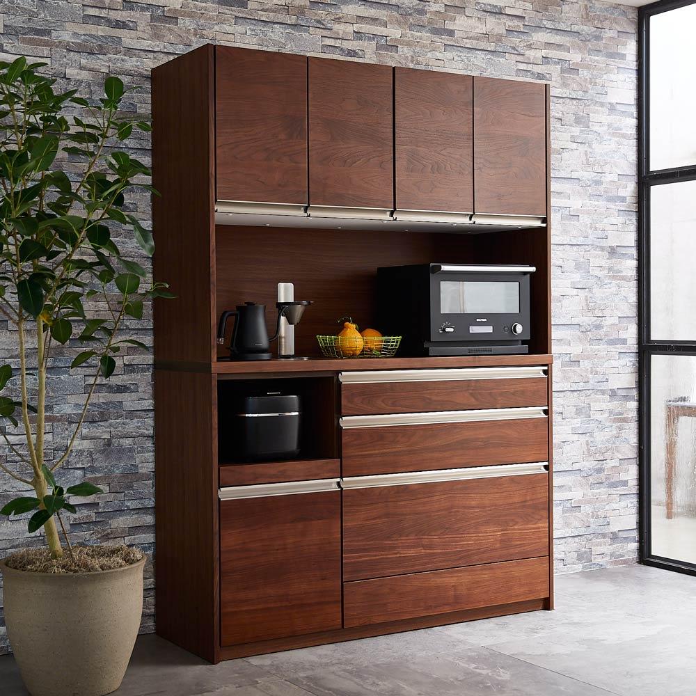 Rhone/ローヌ キッチンシリーズ オープンボード 幅140.5cm オープンボード幅140