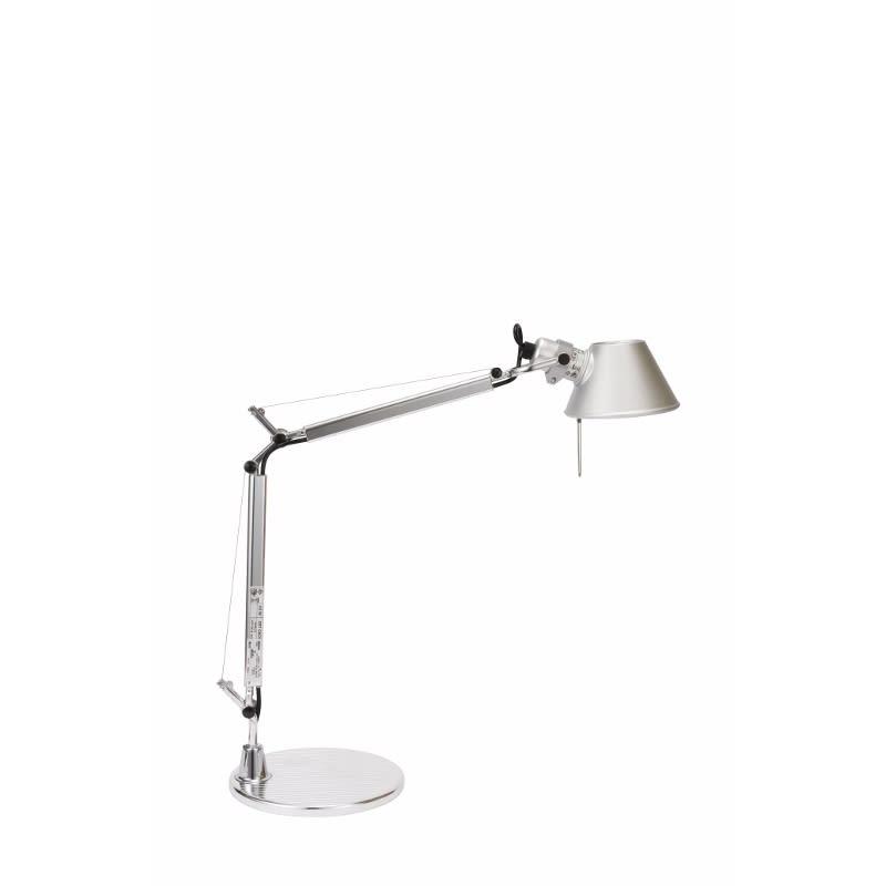 デスクライト TOLOMEO Mini TAVOLO LED/トロメオ ミニ タボロ LED[Artemide・アルテミデ/デザイン:ミケーレ・デ・ルッキ] 今もなお多くのファンの支持を得ている不動の照明コレクションです。