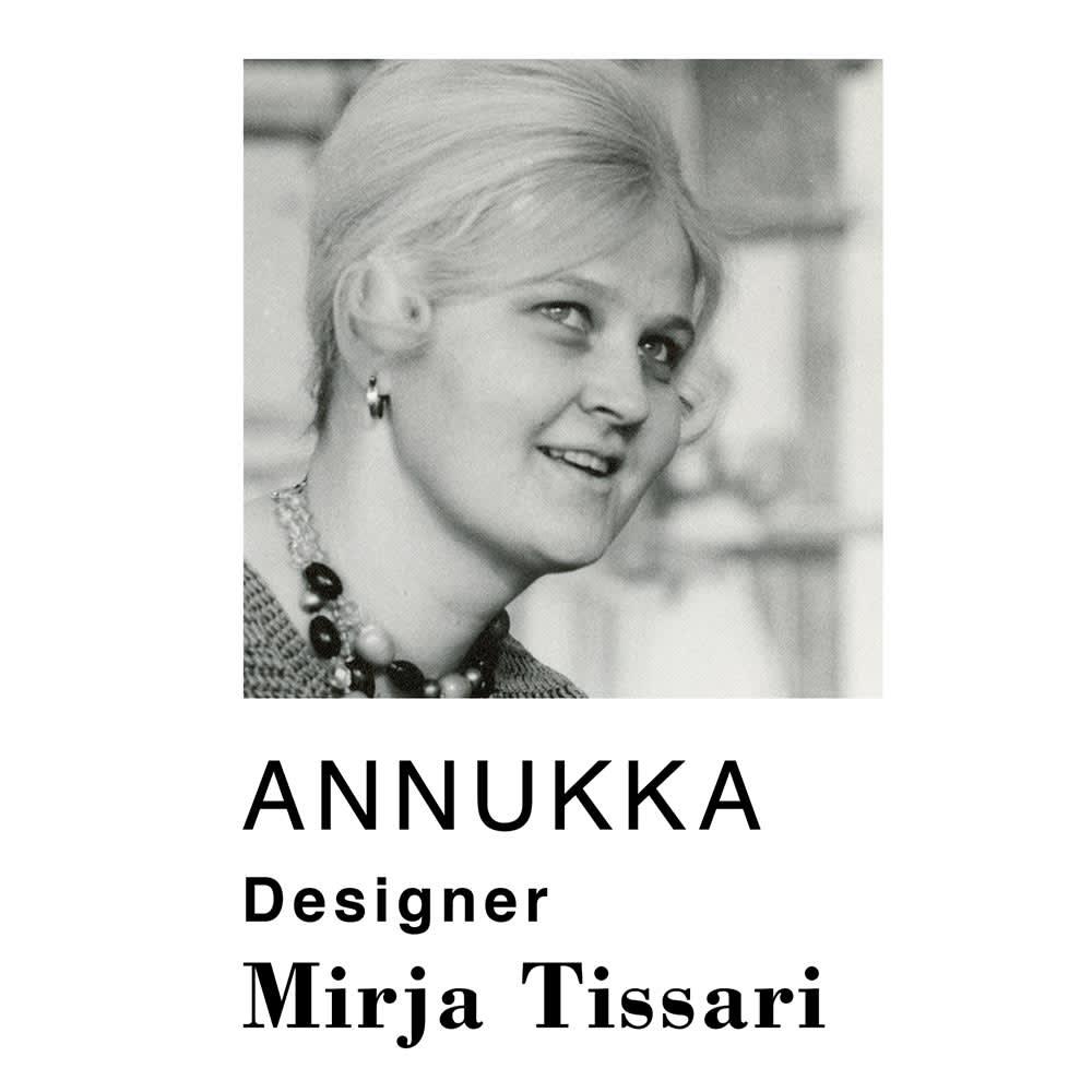 Finlayson/フィンレイソン ANNUKKA フック織 キッチンマット フィンレイソンデザイナー Mirja Tissari氏