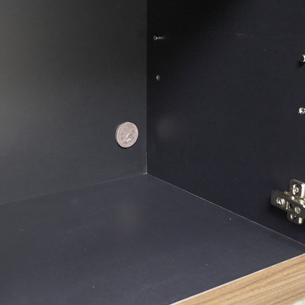 AlusStyle/アルススタイル ルーター収納書類チェスト A4タイプ高さ120cm
