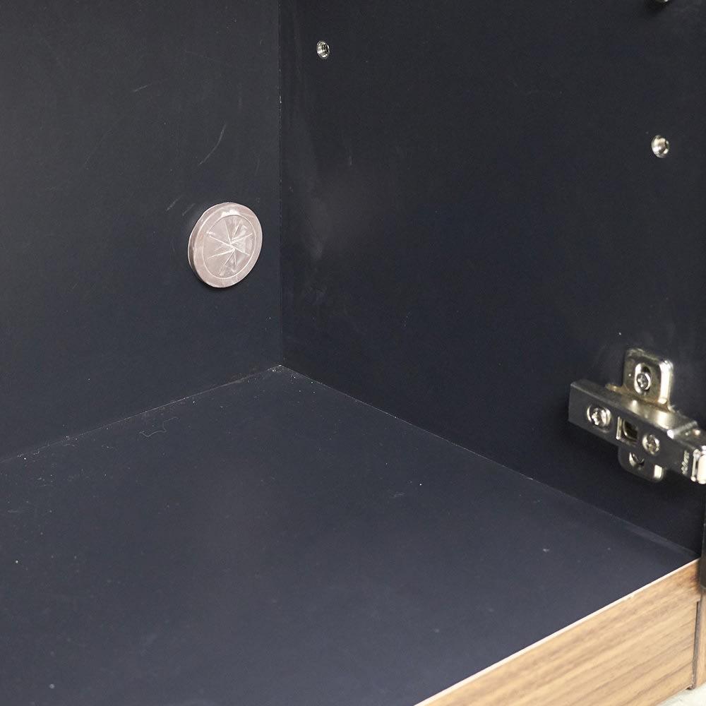 AlusStyle/アルススタイル ルーター収納書類チェスト B4タイプ高さ96cm