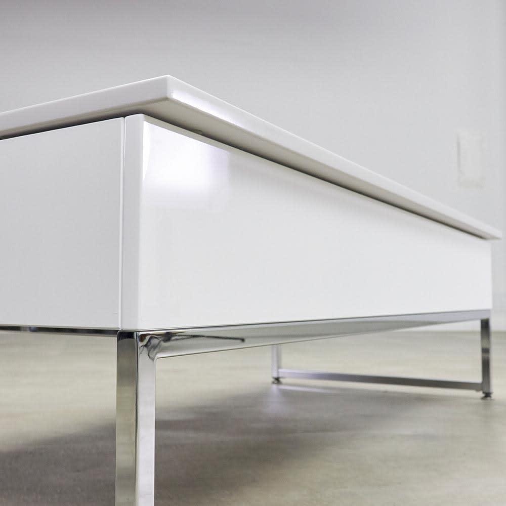 大理石調リフトアップテーブル
