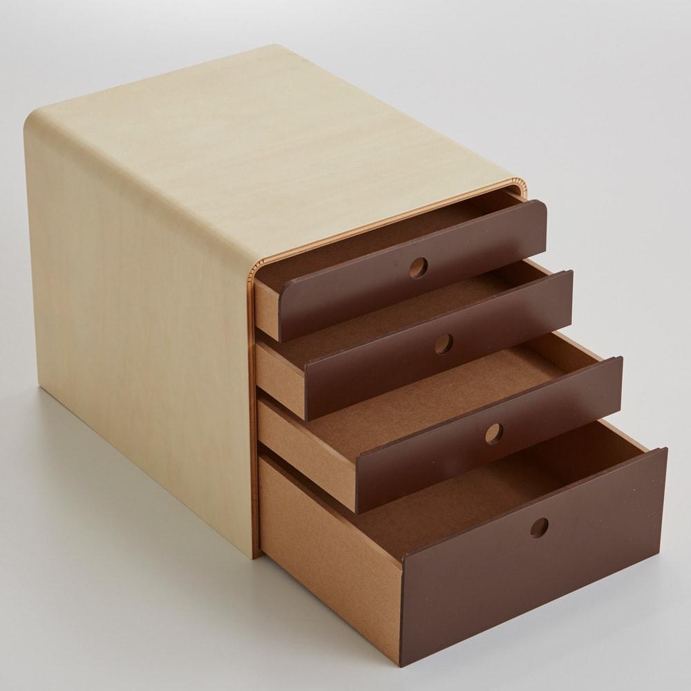 STOCK/ストック A4ファイルケース 幅28cm