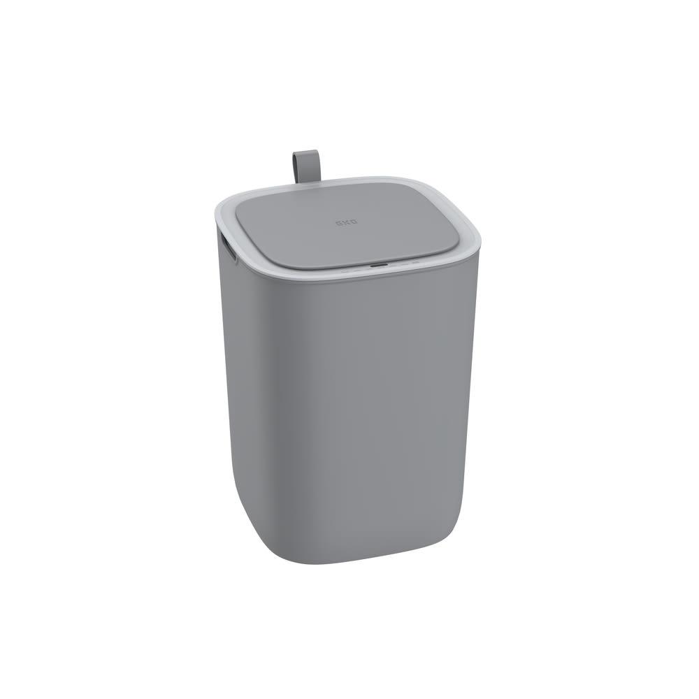 EKO/イーケーオー モランディ センサーゴミ箱 12L (イ)グレー