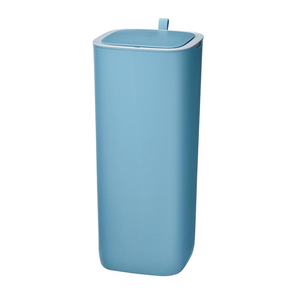 EKO モランディ センサーゴミ箱 30L  ウ)ブルー