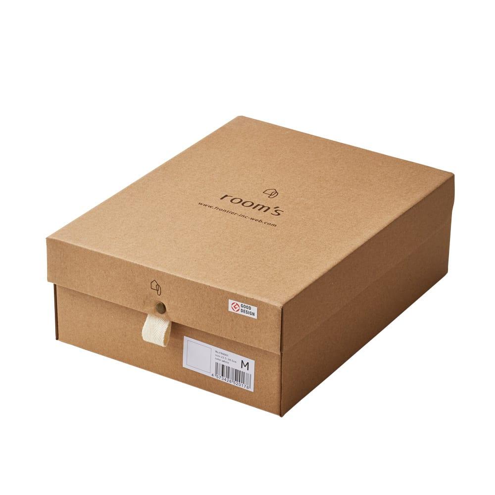 room's/ルームズ スリッパ 1足 高級感のある化粧箱でお届け。ギフトにもおすすめです!