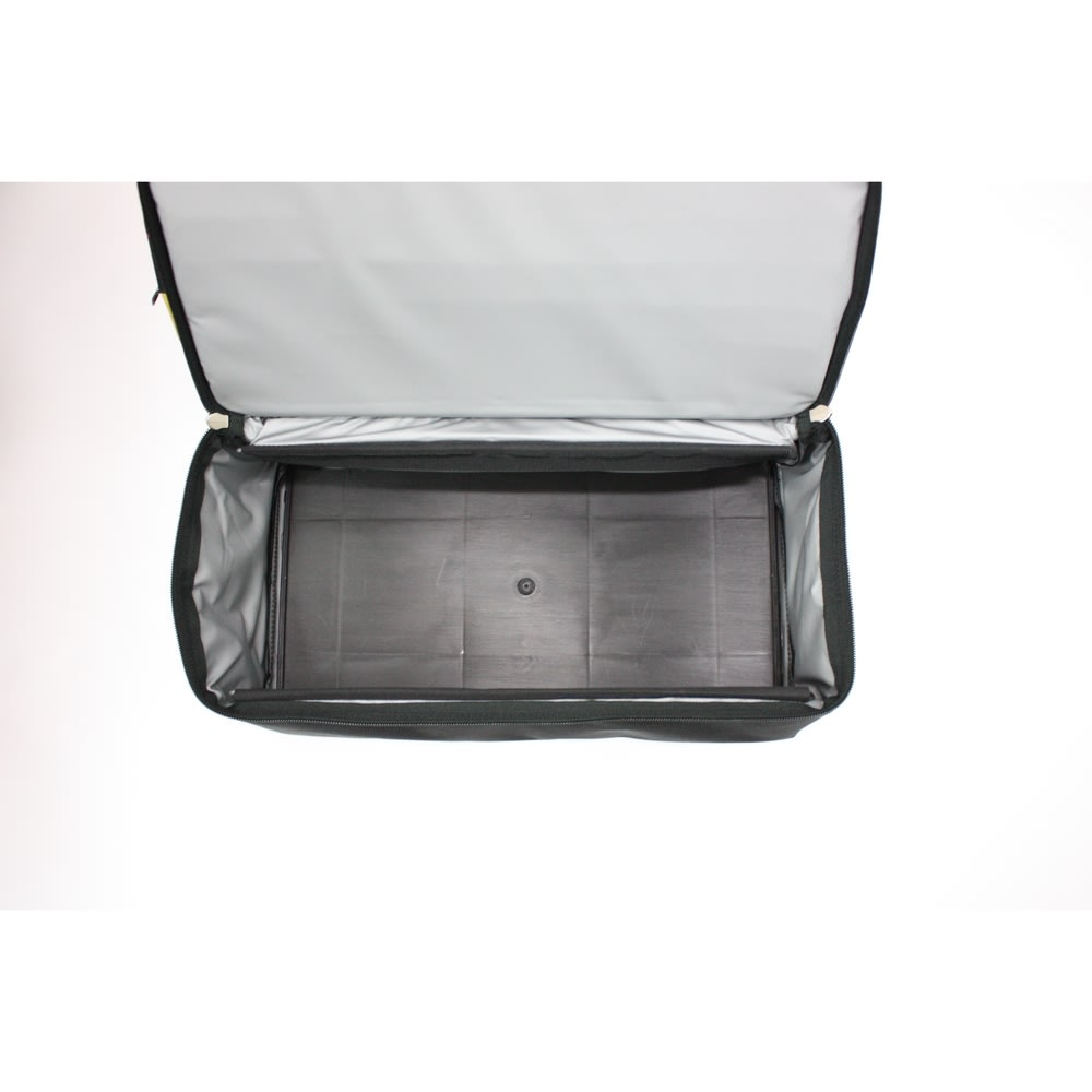 ROLSER/ロルサー  保冷・保温付きバショッピングバッグ 食材をつぶさずにしっかりと持ち運べます。