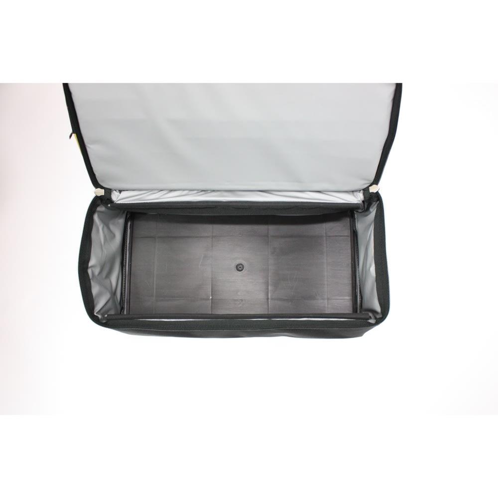 ROLSER/ロルサー ショッピングカート 4輪カート+保冷・保温付きバッグ ワイヤー入りで、食材をつぶすことなく持ち運べます。