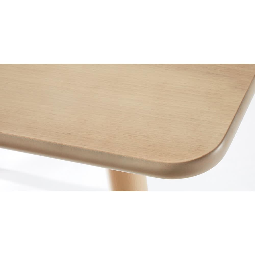 ウィンザーダイニングテーブル 正方形ダイニングテーブル幅80cm×80cm[チェコ・TON社]