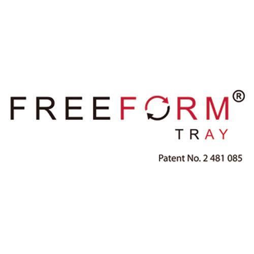 ランチョンマットになるトレー 大 2枚組 1982年イギリスで創業したテーブルマットメーカー、トレードストック社の人気ブランド。