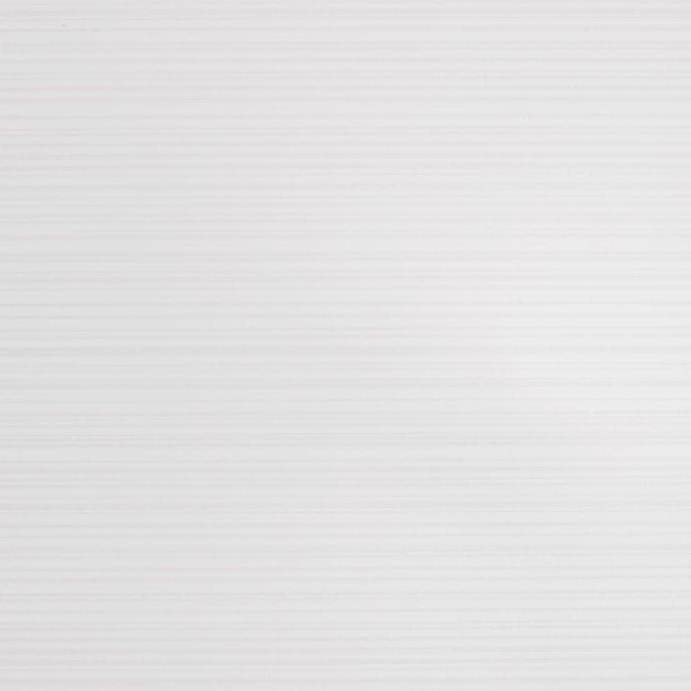 Upea/ウペア 高機能レンジボード家電ラック 幅90cm奥行47.5cm高さ180cm (ア)ホワイト(光沢木目)は横向きの細かい木目調の上につるりとした艶を施し上質感のある仕上がり。