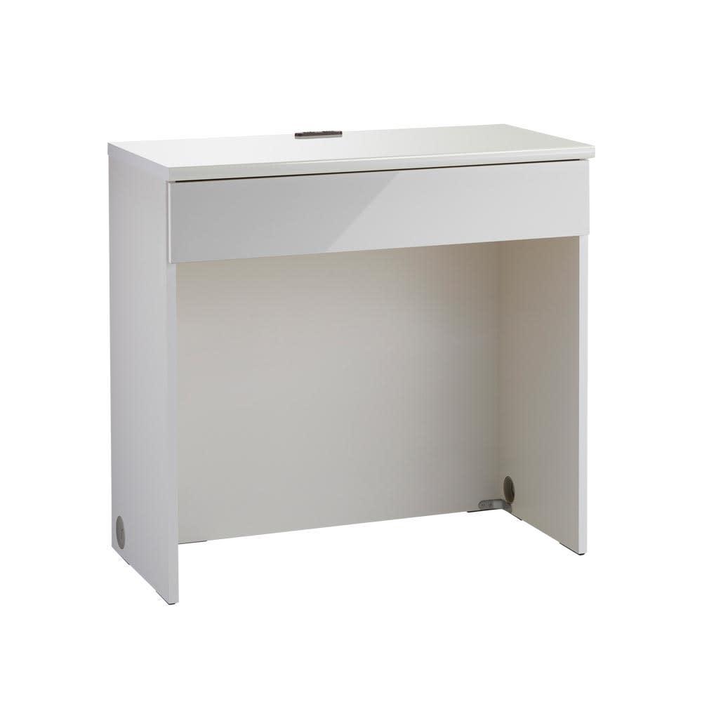 Ruffalo/ラファロ 間仕切りキッチンカウンター 幅90cm高さ85cm ホワイト お届けの商品はこちらです。