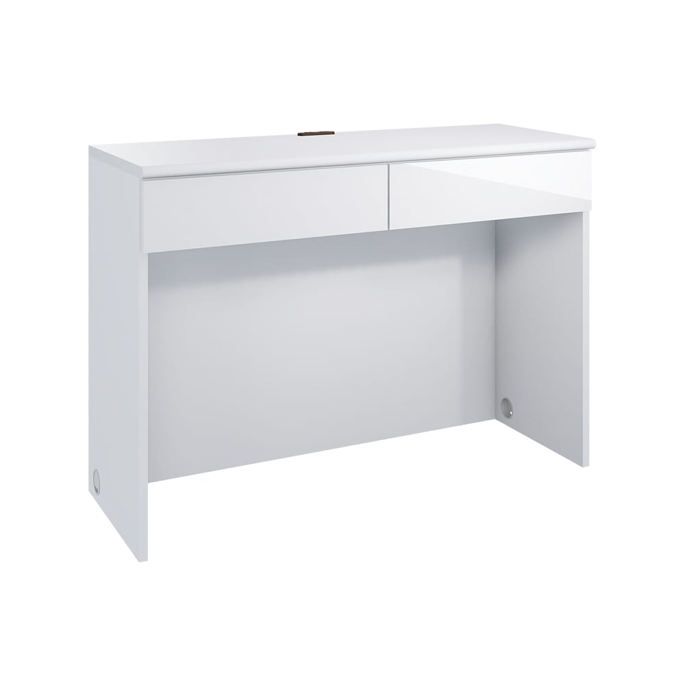 Ruffalo/ラファロ 間仕切りキッチンカウンター 幅120cm高さ85cm ホワイト お届けの商品はこちらです。
