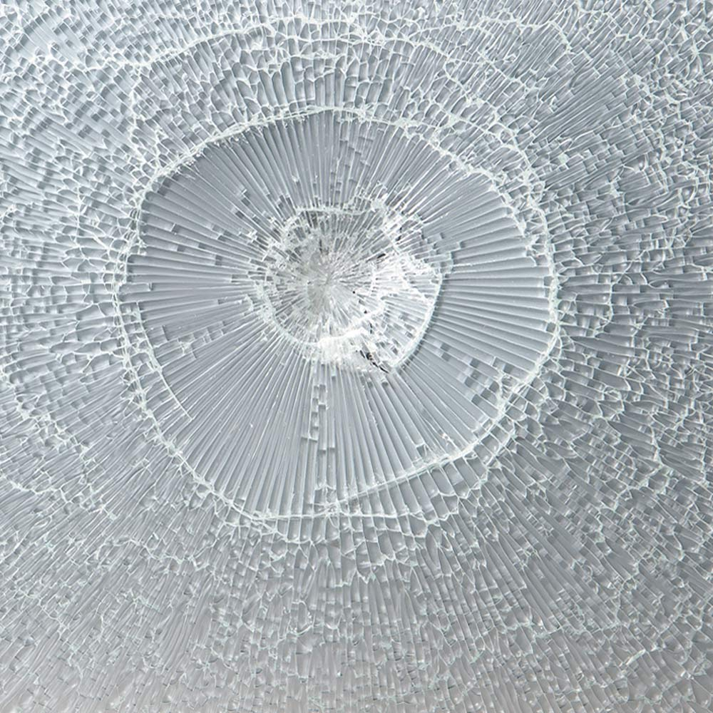 Boulder/ボルダー 石目調天板キッチンシリーズ カウンター 幅140cm 奥行45cm 飛散防止フィルム ガラスが割れた際、破片の飛び散りを軽減。
