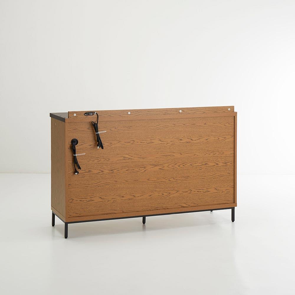 Mattone/マットーネ キッチンシリーズ 幅140cm カウンター 背面