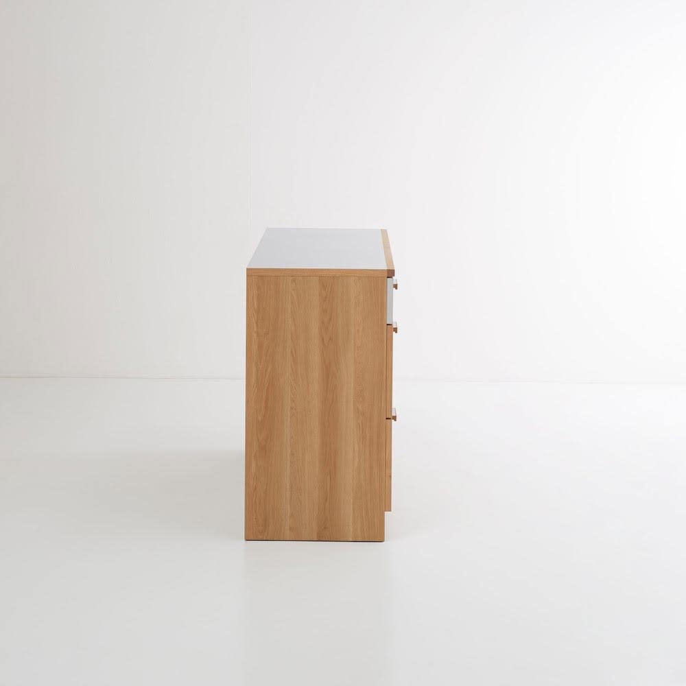 Torua/トルア キッチンボード 幅120cm カウンター 側面