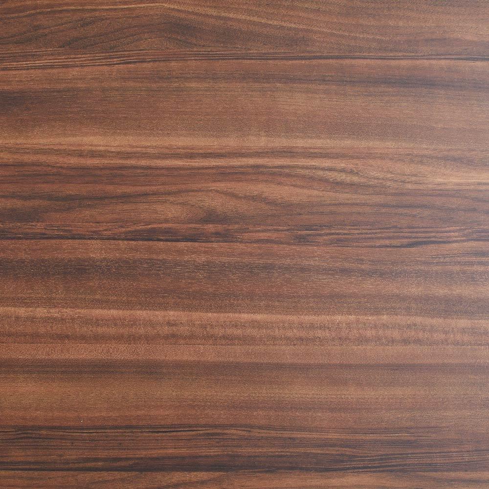 Orga/オルガ 引き戸キッチン収納 カウンター 幅160cm 端正な木目柄がスタイリッシュな(イ)ダークブラウン