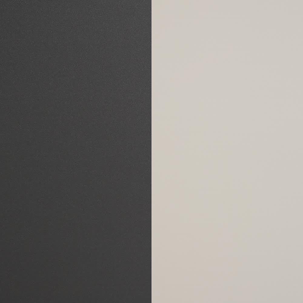 Enkel/エンケル キッチンシリーズ 幅72cm オープンカウンター 本体カラーはマットベージュとマットグレー。シンプルながらも洗練されたカラーが特徴的。