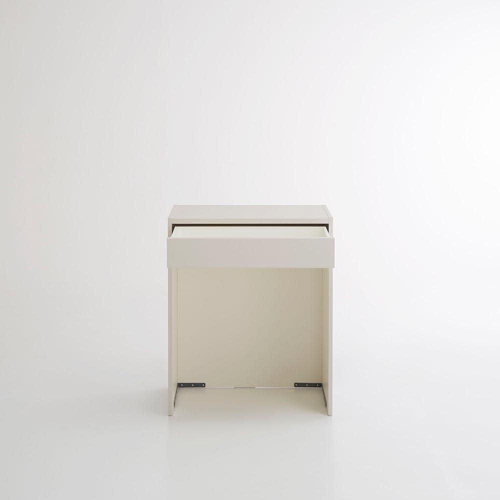 Enkel/エンケル キッチンシリーズ 幅72cm オープンカウンター 引出し有効内寸 幅62.1 奥行34.6高さ7.6 側板高さ6.3cm