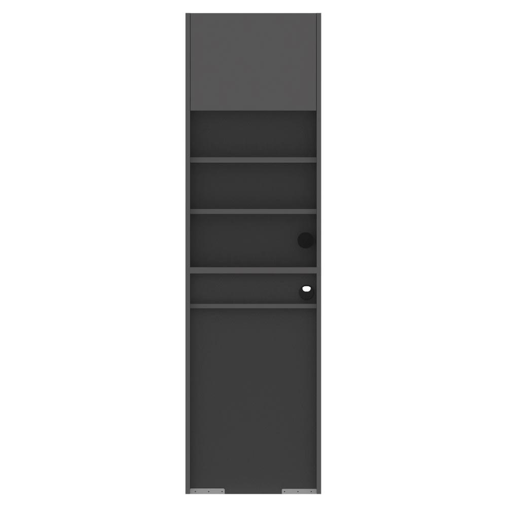 Enkel/エンケル キッチンシリーズ 幅50cm ユーティリティラック (イ)マットグレー お届けする商品になります