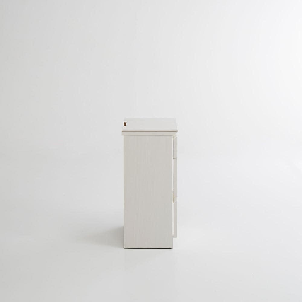 Caato/カット カウンター下収納 チェスト幅40.5cm 高さ60.5cm 側面