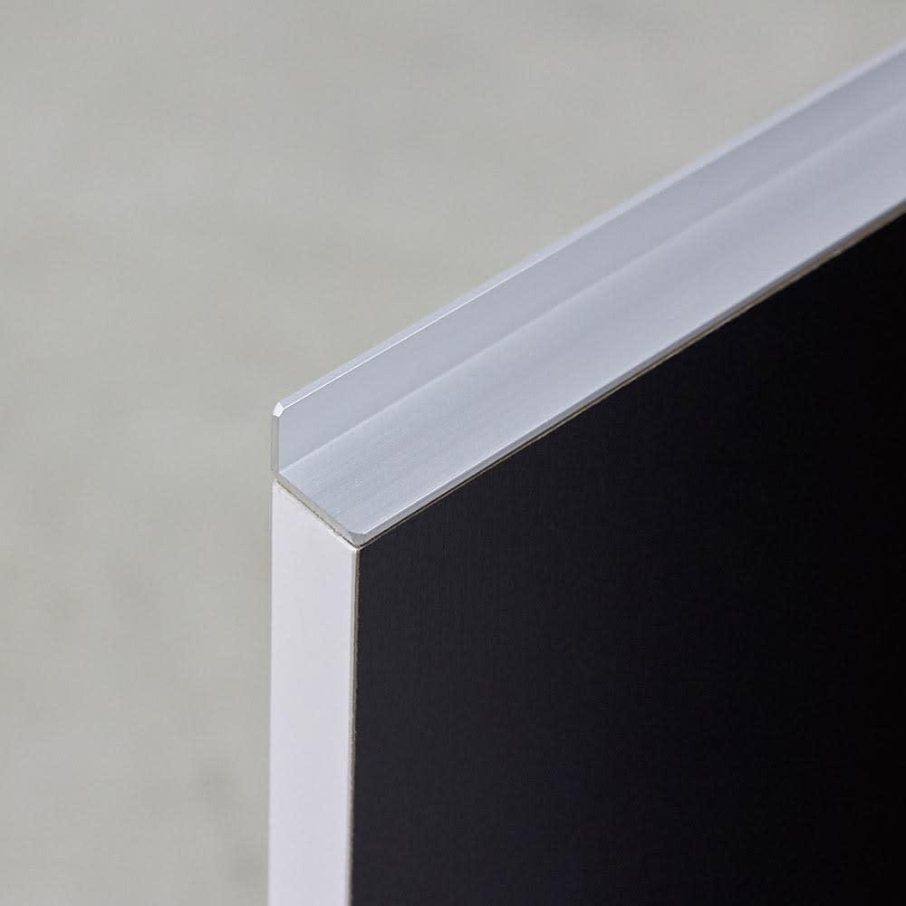 Peili/ペイリ カウンター下収納庫 引き出し幅44cm 奥行20cm 取っ手は高級感のあるアルミ製