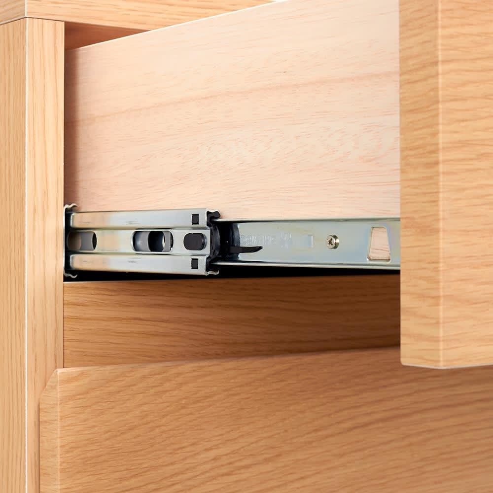 SabioII/サビオ リビング家電収納 チェスト幅40cm 奥のモノも取りやすく、収納したものをひと目で探せます。